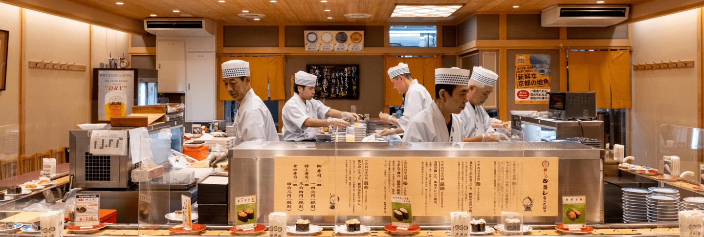 寿司のむさし内観写真